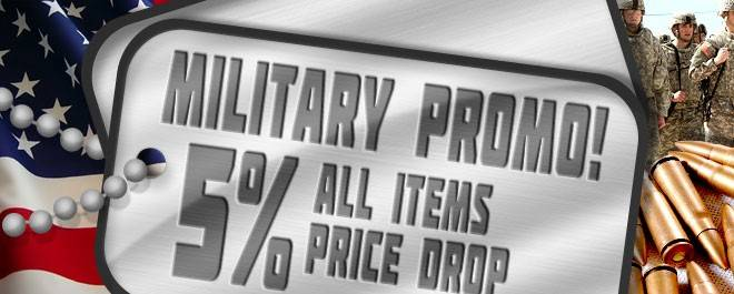 Miltary Discount